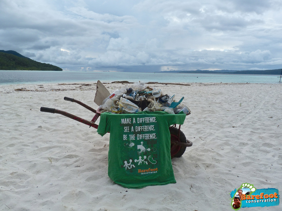 Barefoot Conservation waste management programme